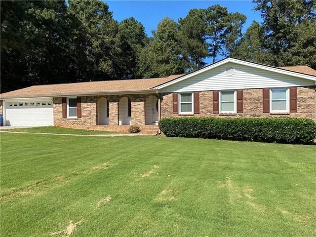 5860 Teresa Lane, Douglasville, GA 30135 (MLS #6958631) :: North Atlanta Home Team