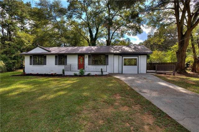 2 Jenny Lane, Cartersville, GA 30120 (MLS #6958636) :: Kennesaw Life Real Estate
