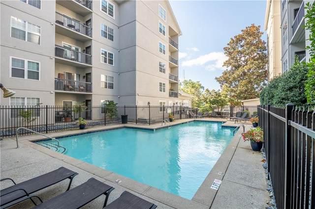 1074 Peachtree Walk NE B213, Atlanta, GA 30309 (MLS #6958639) :: Virtual Properties Realty