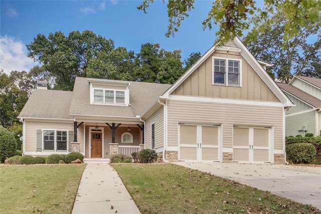 2069 Stone Pointe Drive NW, Kennesaw, GA 30152 (MLS #6958650) :: Kennesaw Life Real Estate