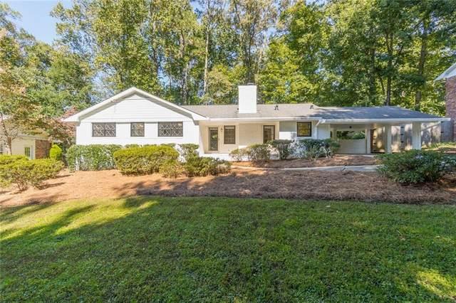 1578 Rochelle Court, Dunwoody, GA 30338 (MLS #6958651) :: The Kroupa Team | Berkshire Hathaway HomeServices Georgia Properties