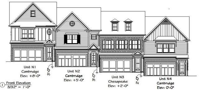 407 Retreat Lane N1, Canton, GA 30114 (MLS #6958662) :: North Atlanta Home Team