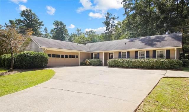 3195 Ebenezer Road NE, Marietta, GA 30066 (MLS #6958668) :: HergGroup Atlanta