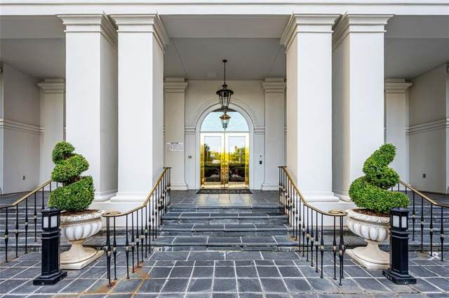 195 14th Street NE #801, Atlanta, GA 30309 (MLS #6958692) :: The Kroupa Team | Berkshire Hathaway HomeServices Georgia Properties