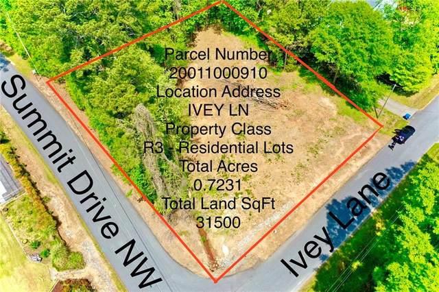 0 Ivey Lane, Acworth, GA 30101 (MLS #6958697) :: Path & Post Real Estate