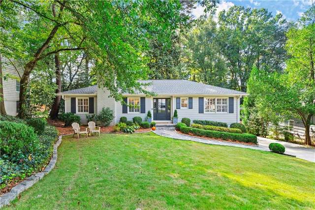 2032 Brookview Drive NW, Atlanta, GA 30318 (MLS #6958706) :: The Kroupa Team | Berkshire Hathaway HomeServices Georgia Properties