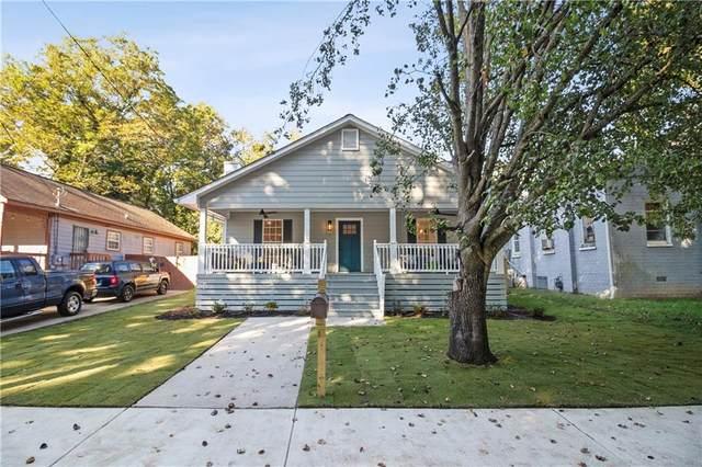 707 Martin Street SE, Atlanta, GA 30315 (MLS #6958709) :: Path & Post Real Estate