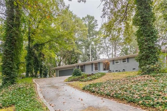 2004 English Lane, College Park, GA 30337 (MLS #6958727) :: Path & Post Real Estate