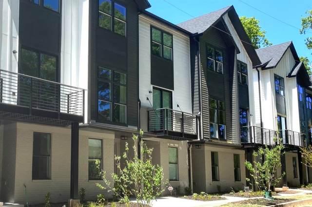 1350 May Avenue #1, Atlanta, GA 30316 (MLS #6958735) :: Path & Post Real Estate