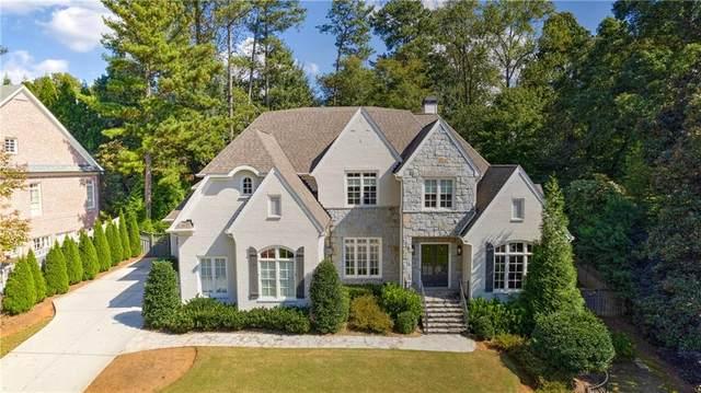 192 Pine Lake Drive, Atlanta, GA 30327 (MLS #6958745) :: Dawn & Amy Real Estate Team