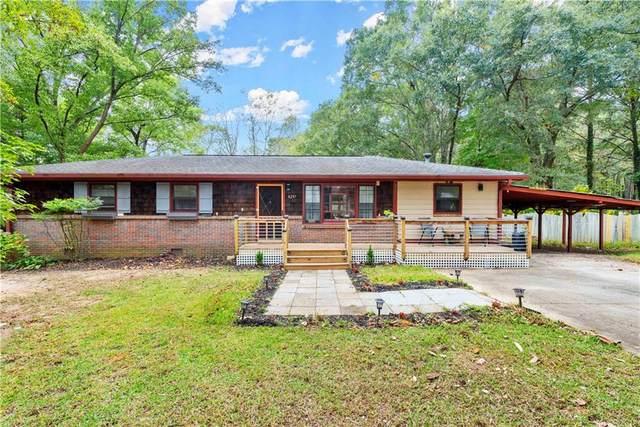 4297 Macedonia Road, Powder Springs, GA 30127 (MLS #6958749) :: Virtual Properties Realty