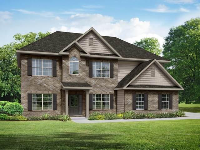 4206 James Lake Drive, Conley, GA 30288 (MLS #6958760) :: The Gurley Team