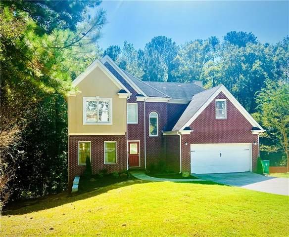1217 Justin Lane, Lithonia, GA 30085 (MLS #6958765) :: North Atlanta Home Team
