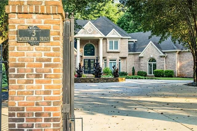 3 Woodlawn Drive NE, Marietta, GA 30067 (MLS #6958770) :: Kennesaw Life Real Estate