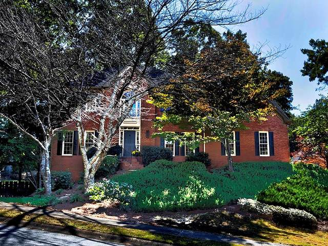 4383 Windsor Oaks Circle, Marietta, GA 30066 (MLS #6958779) :: Path & Post Real Estate