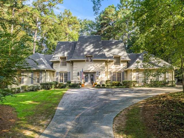 1890 Old Dominion Drive, Sandy Springs, GA 30350 (MLS #6958785) :: Kennesaw Life Real Estate