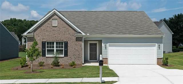 122 Ingle Drive, Monroe, GA 30655 (MLS #6958801) :: Path & Post Real Estate