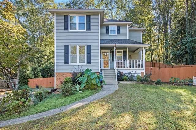 251 Martin Ridge Drive SW, Marietta, GA 30064 (MLS #6958812) :: North Atlanta Home Team