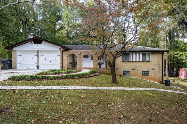 45 Stoneview Drive SW, Lilburn, GA 30047 (MLS #6958819) :: North Atlanta Home Team
