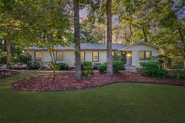 606 Grove Parkway SE, Marietta, GA 30067 (MLS #6958841) :: Tonda Booker Real Estate Sales