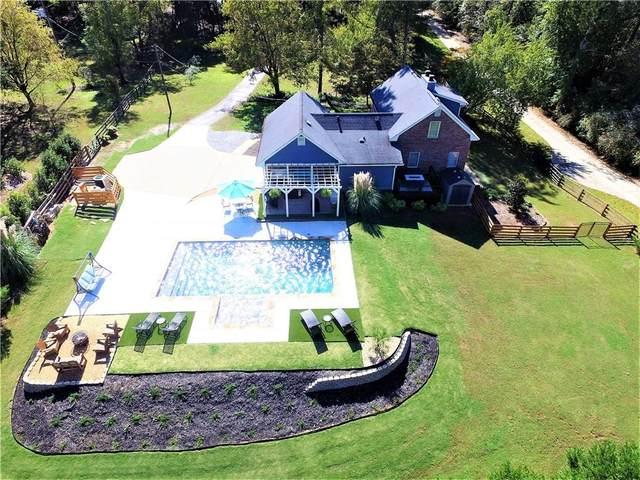 2390 E Maddox Road, Buford, GA 30519 (MLS #6958842) :: The Kroupa Team | Berkshire Hathaway HomeServices Georgia Properties