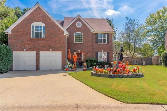 1640 Pinebreeze Drive, Marietta, GA 30062 (MLS #6958849) :: North Atlanta Home Team