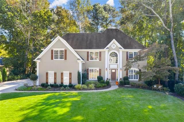 540 Estate Club Circle, Roswell, GA 30075 (MLS #6958852) :: The Kroupa Team | Berkshire Hathaway HomeServices Georgia Properties