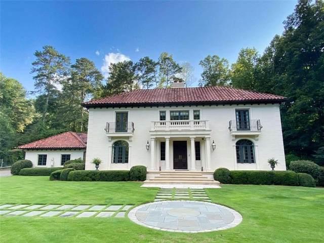 4070 Paces Ferry Road NW, Atlanta, GA 30327 (MLS #6958864) :: The Kroupa Team | Berkshire Hathaway HomeServices Georgia Properties
