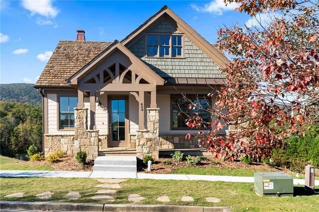 446 Arrowridge, Waleska, GA 30178 (MLS #6958871) :: Path & Post Real Estate