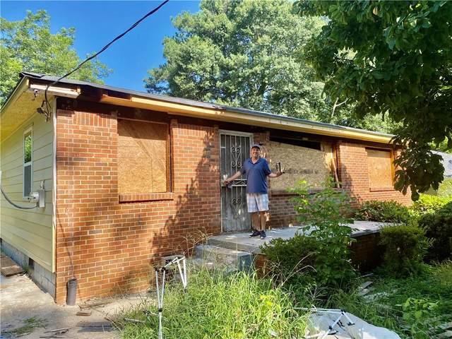 335 Betsy Avenue SW, Atlanta, GA 30310 (MLS #6958874) :: Dillard and Company Realty Group
