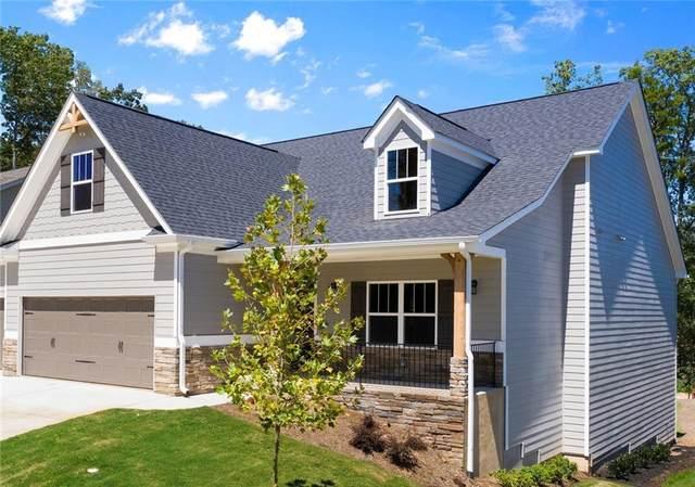 134 Hawks Trail, Waleska, GA 30183 (MLS #6958875) :: Virtual Properties Realty