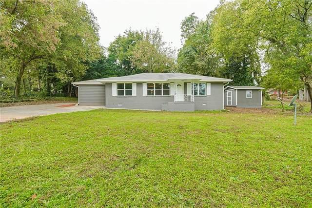 591 Oak Road, Lawrenceville, GA 30044 (MLS #6958877) :: North Atlanta Home Team