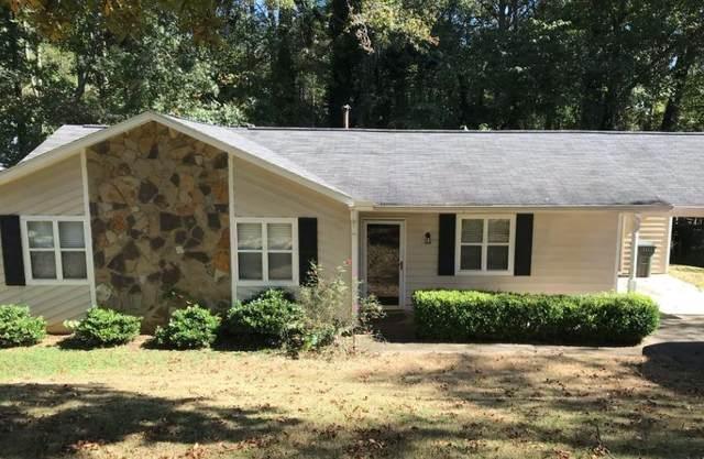 3356 Stonewall Drive NW, Kennesaw, GA 30152 (MLS #6958878) :: Virtual Properties Realty