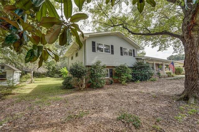 1806 Hickory Street SE, Conyers, GA 30013 (MLS #6958881) :: Path & Post Real Estate
