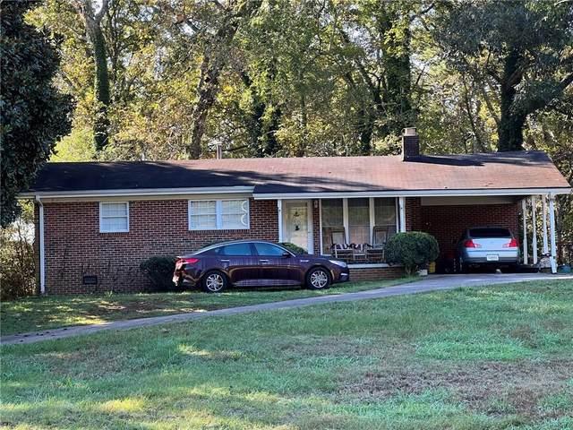 3021 Dawsonville Highway, Gainesville, GA 30506 (MLS #6958883) :: North Atlanta Home Team