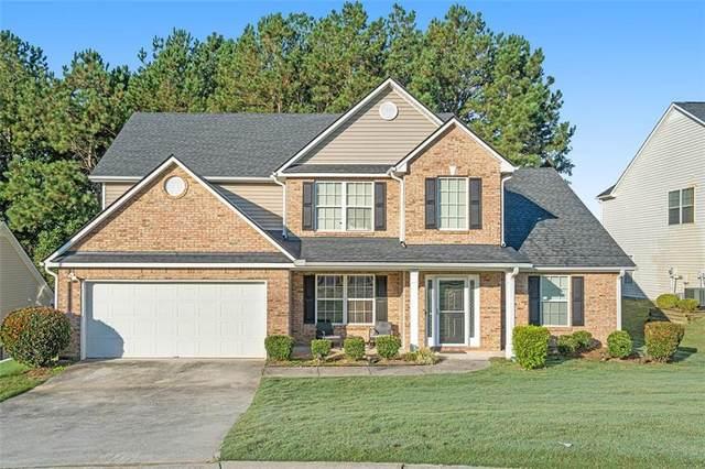 1314 River Club Drive NE, Conyers, GA 30012 (MLS #6958887) :: Path & Post Real Estate