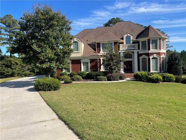 525 Persimmon Point, Fayetteville, GA 30214 (MLS #6958889) :: North Atlanta Home Team