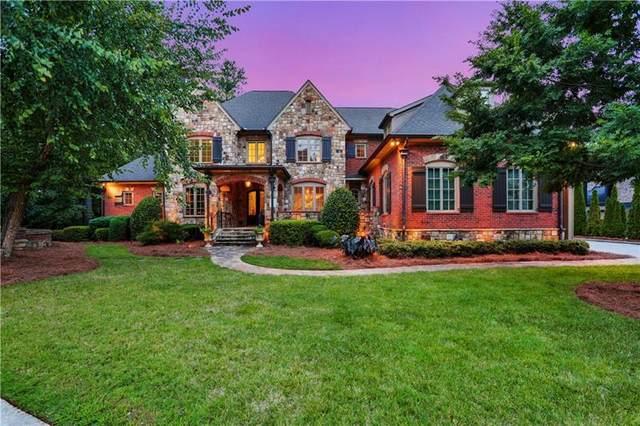 3802 Teesdale Court, Sandy Springs, GA 30350 (MLS #6958909) :: North Atlanta Home Team