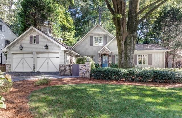 876 Kipling Drive NW, Atlanta, GA 30318 (MLS #6958910) :: HergGroup Atlanta