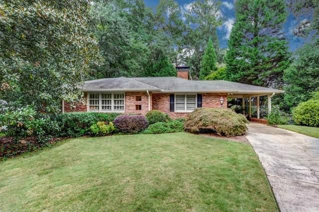 2280 Brookview Drive NW, Atlanta, GA 30318 (MLS #6958919) :: The Kroupa Team | Berkshire Hathaway HomeServices Georgia Properties