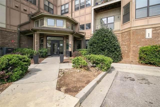 898 Oak Street SW #1214, Atlanta, GA 30310 (MLS #6958990) :: RE/MAX Paramount Properties