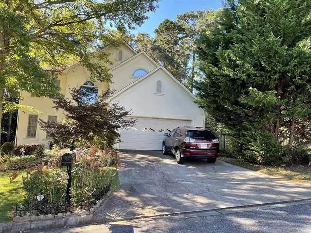 4605 Ogeechee Drive, Alpharetta, GA 30022 (MLS #6958996) :: North Atlanta Home Team
