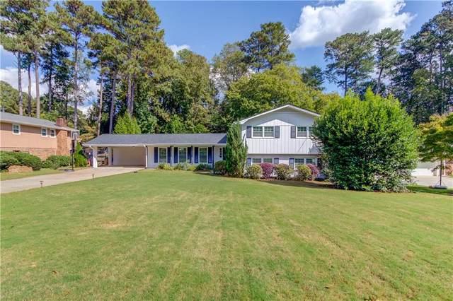 4899 Vermack Road, Dunwoody, GA 30338 (MLS #6959000) :: The Kroupa Team | Berkshire Hathaway HomeServices Georgia Properties