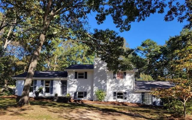 28 Pine Ridge Drive SW, Cartersville, GA 30120 (MLS #6959006) :: North Atlanta Home Team