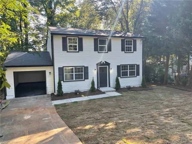 2306 Mill Wood Court, Duluth, GA 30096 (MLS #6959010) :: North Atlanta Home Team