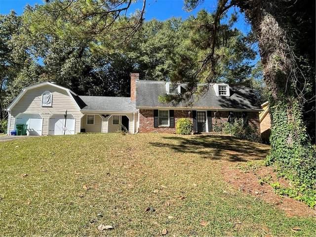 1248 Cedar Park Place, Stone Mountain, GA 30083 (MLS #6959017) :: North Atlanta Home Team