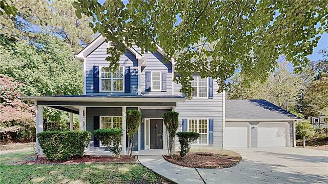 8598 Kencrest Drive, Winston, GA 30187 (MLS #6959038) :: North Atlanta Home Team