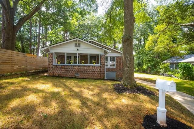 1176 Montreat Avenue SW, Atlanta, GA 30310 (MLS #6959055) :: Path & Post Real Estate