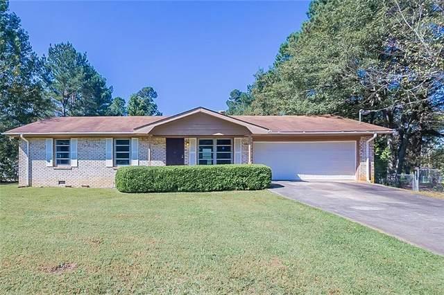 58 Chickasaw Trail SW, Cartersville, GA 30120 (MLS #6959071) :: North Atlanta Home Team