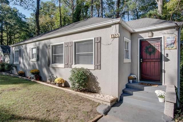 1323 Lockwood Drive SW, Atlanta, GA 30311 (MLS #6959089) :: Path & Post Real Estate